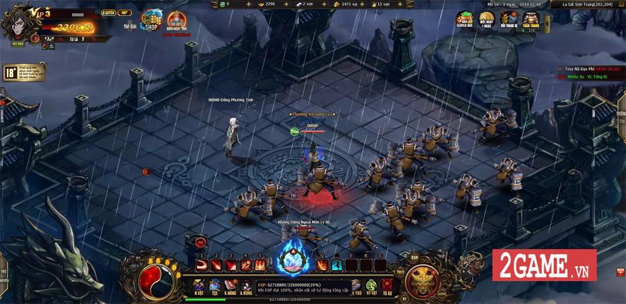 Webgame nhập vai hành động Hàn Đao Hành ra mắt trang chủ, công bố ngày mở game 1