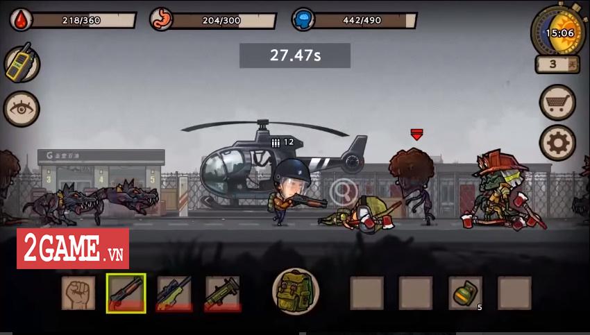 Survivor: Danger Zone - Game đề tài chạy trốn zombie với dàn nhân vật sở hữu kĩ năng độc đáo 0