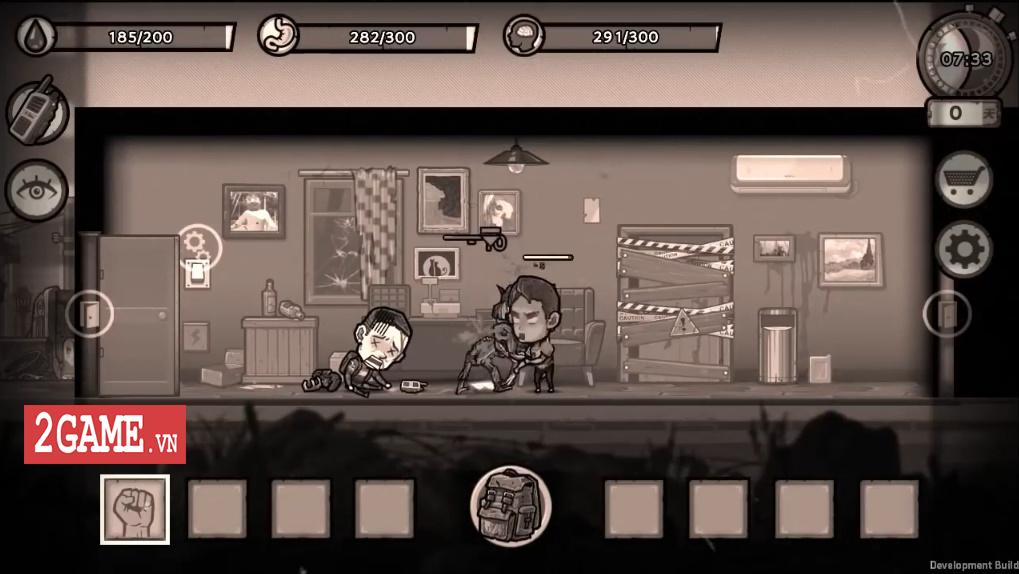 Survivor: Danger Zone - Game đề tài chạy trốn zombie với dàn nhân vật sở hữu kĩ năng độc đáo 7