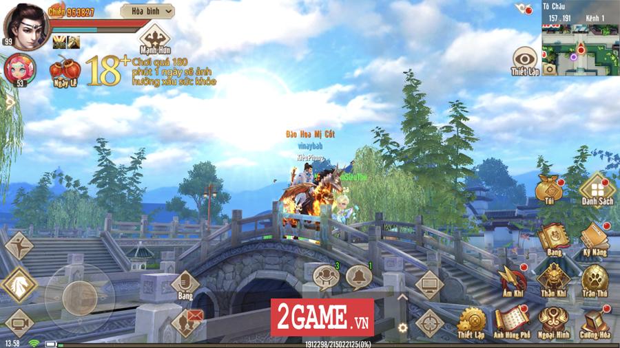 Tân Thiên Long Mobile VNG có những điểm nào giống với bản PC 12 năm về trước? 0