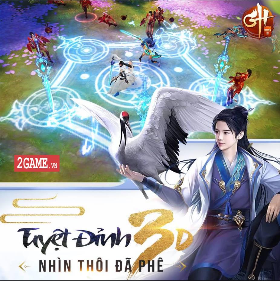 GH Truyền Kỳ - Game mobile đầu tiên tại Việt Nam áp dụng hình thức cày cấp nhận tiền 2