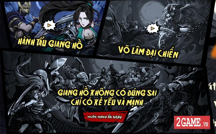Webgame nhập vai hành động Hàn Đao Hành ra mắt trang chủ, công bố ngày mở game 0