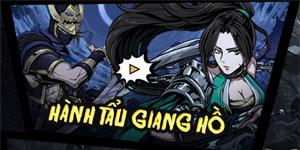 Webgame nhập vai hành động Hàn Đao Hành ra mắt trang chủ, công bố ngày mở game