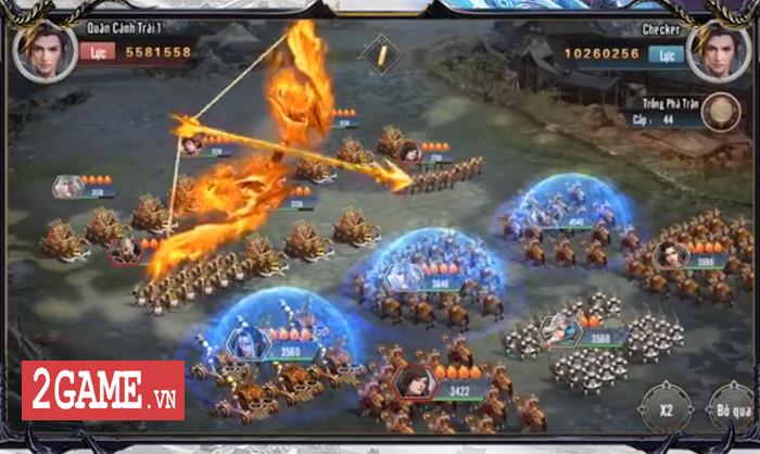 Tam Quốc Vương Giả Mobile - Thêm một game điều binh khiển tướng mới nữa của Funtap 2