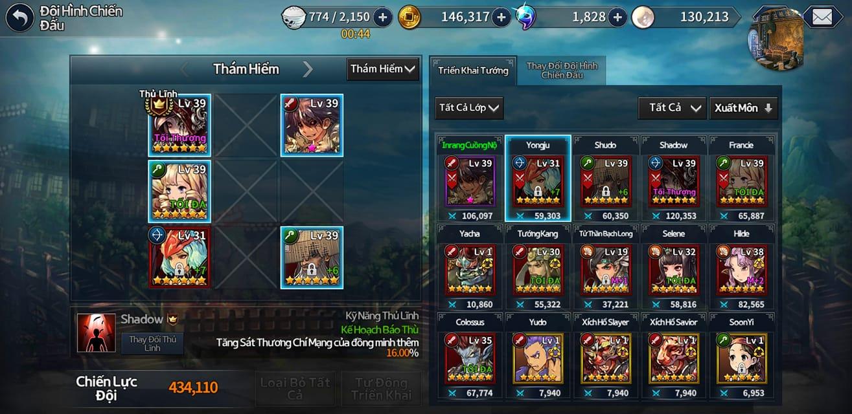 Game thủ Việt đánh giá sao về siêu phẩm thẻ tướng Final Blade Mobile? 9