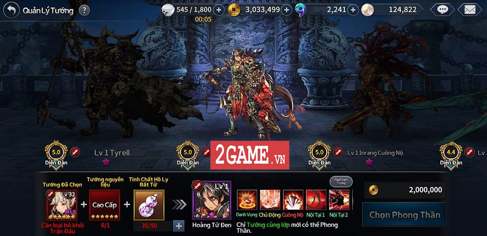 Game thủ Việt đánh giá sao về siêu phẩm thẻ tướng Final Blade Mobile? 4
