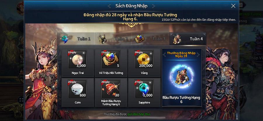 Thoả sức cày cuốc lĩnh thưởng trong Final Blade Việt Nam 2