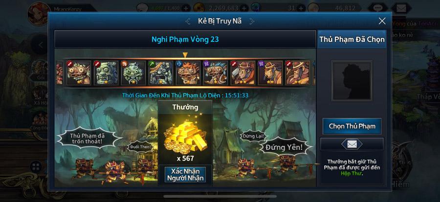 Thoả sức cày cuốc lĩnh thưởng trong Final Blade Việt Nam 7