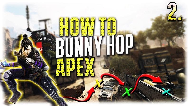 Hướng dẫn những kĩ năng di chuyển vô cùng quan trọng trong Apex Legends 0