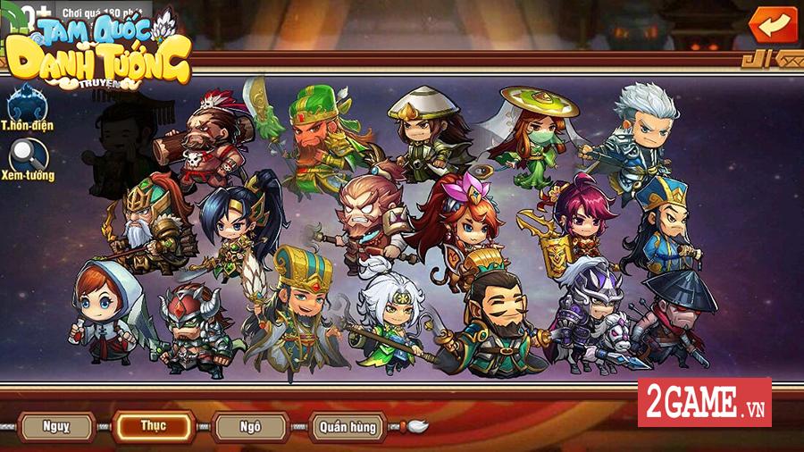 3Q Ai Là Vua - Game thẻ tướng với tạo hình cute cập bến làng game Việt 1