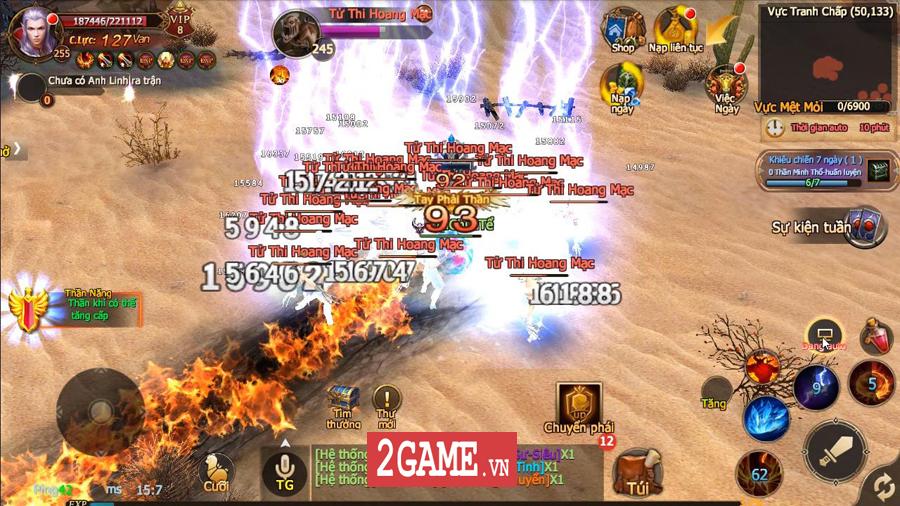 Thánh Chiến 3D Mobile - Game quốc chiến phong cách Châu Âu đáng để game thủ Việt trải nghiệm 2