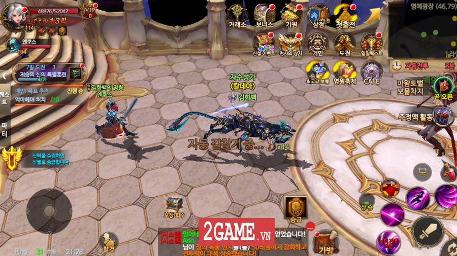 Thánh Chiến 3D Mobile - Game quốc chiến phong cách Châu Âu đáng để game thủ Việt trải nghiệm 5