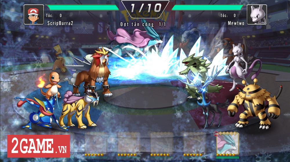 Trải nghiệm sớm Đấu Trường Poke: Game đề tài Pokemon với cơ chế combo đầy thú vị 10