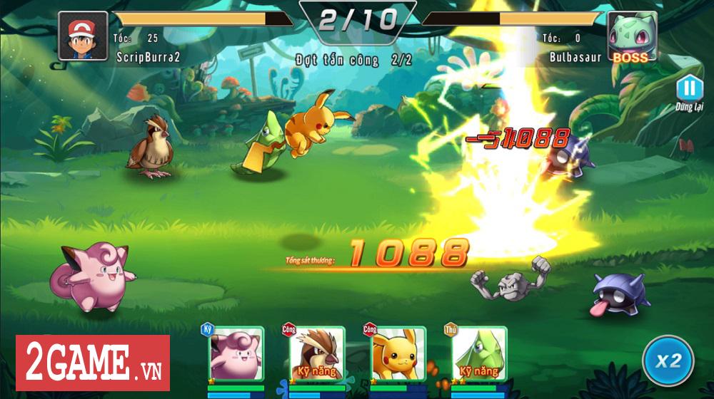 Trải nghiệm sớm Đấu Trường Poke: Game đề tài Pokemon với cơ chế combo đầy thú vị 15