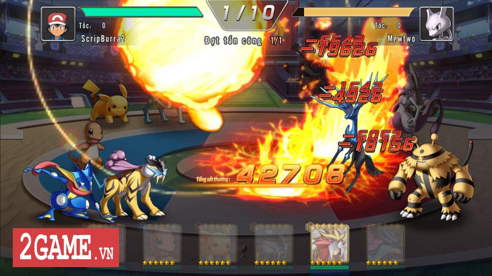 Trải nghiệm sớm Đấu Trường Poke: Game đề tài Pokemon với cơ chế combo đầy thú vị 13