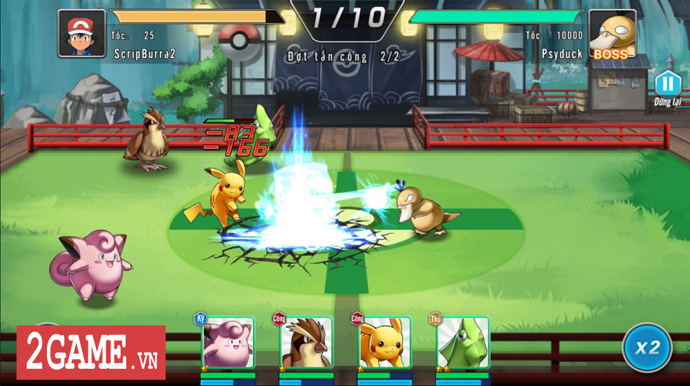 Trải nghiệm sớm Đấu Trường Poke: Game đề tài Pokemon với cơ chế combo đầy thú vị 1