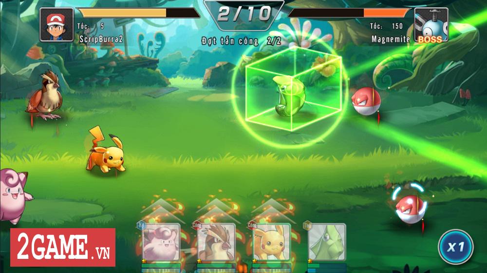 Trải nghiệm sớm Đấu Trường Poke: Game đề tài Pokemon với cơ chế combo đầy thú vị 5