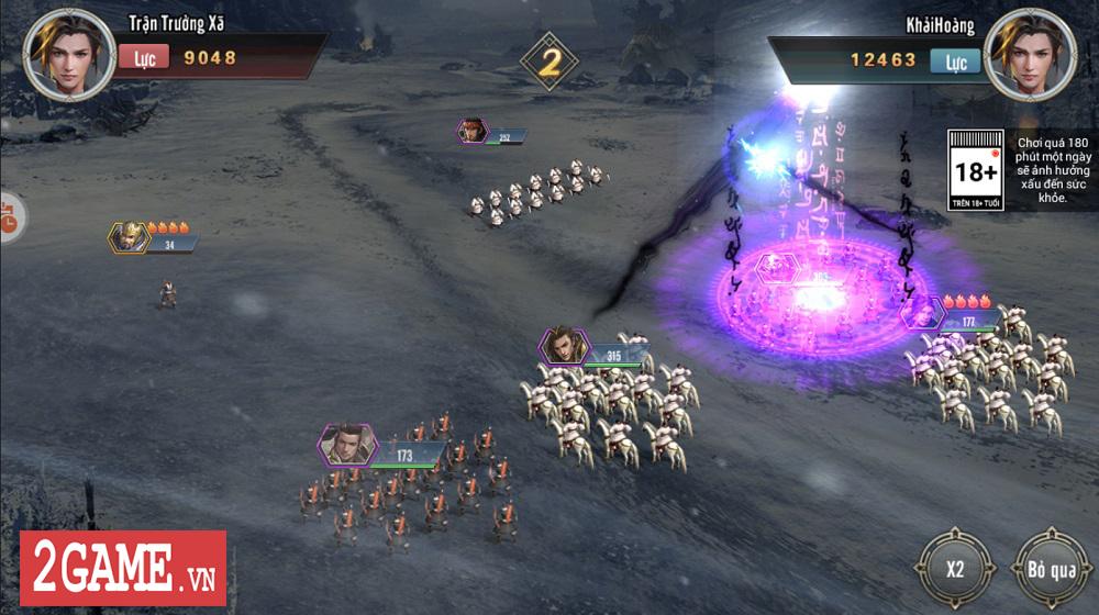 Trải nghiệm sớm Tam Quốc Vương Giả: Hội tụ tinh hoa của dòng game SLG thời gian thực 5