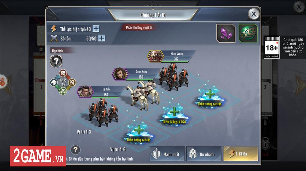 Trải nghiệm sớm Tam Quốc Vương Giả: Hội tụ tinh hoa của dòng game SLG thời gian thực 13