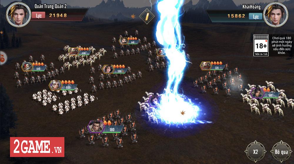 Trải nghiệm sớm Tam Quốc Vương Giả: Hội tụ tinh hoa của dòng game SLG thời gian thực 18