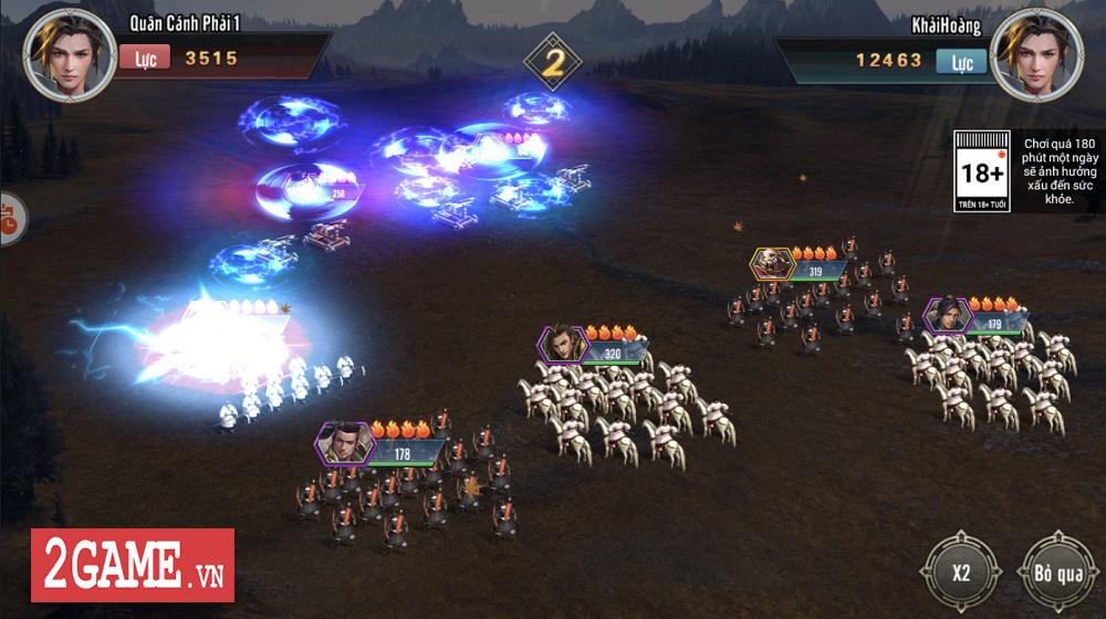 Trải nghiệm sớm Tam Quốc Vương Giả: Hội tụ tinh hoa của dòng game SLG thời gian thực 15