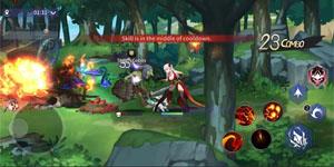 Magia: Charma Saga – Game nhập vai màn hình ngang cho phép bạn chặt chém sướng tay!