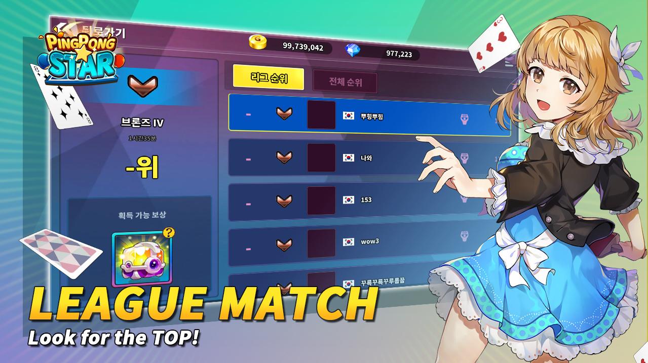 Ping-Pong Star: World Slam - Tựa game mobile giúp bạn phô diễn kĩ năng chơi bóng bàn điêu luyện 7