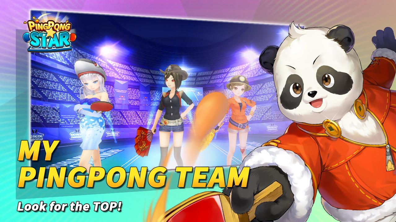 Ping-Pong Star: World Slam - Tựa game mobile giúp bạn phô diễn kĩ năng chơi bóng bàn điêu luyện 11