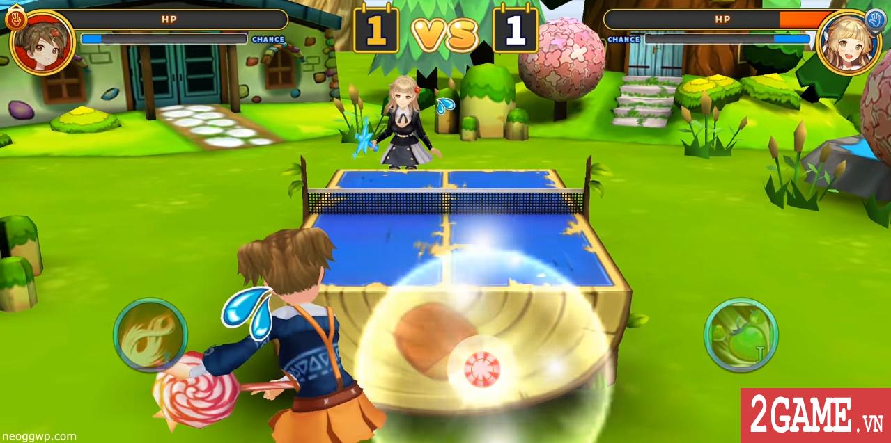 Ping-Pong Star: World Slam - Tựa game mobile giúp bạn phô diễn kĩ năng chơi bóng bàn điêu luyện 2