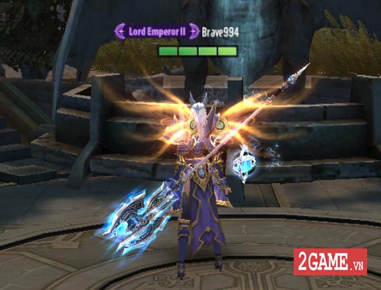 MU Awaken VNG sắp tung nhân vật mới Dark Lord đến tay người chơi vào tháng 3 này 4