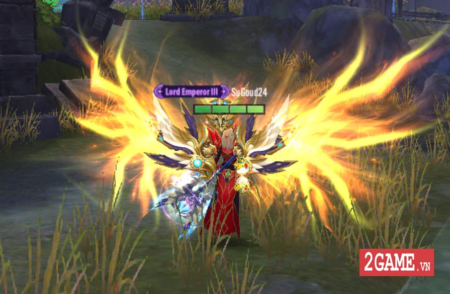 MU Awaken VNG sắp tung nhân vật mới Dark Lord đến tay người chơi vào tháng 3 này 2