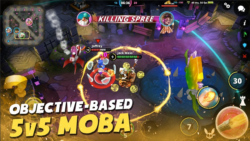 Awakening of Heroes - Thế giới MOBA dành cho người mê chuyện cổ tích 0