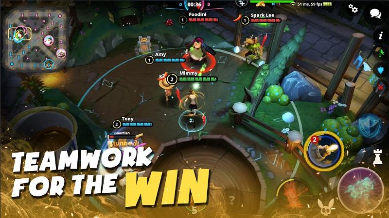 Awakening of Heroes - Thế giới MOBA dành cho người mê chuyện cổ tích 2