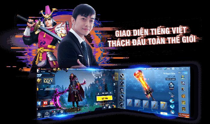 Cuối cùng Survival Heroes Việt Nam đã chịu ra mắt fan game MOBA và Sinh tồn 3