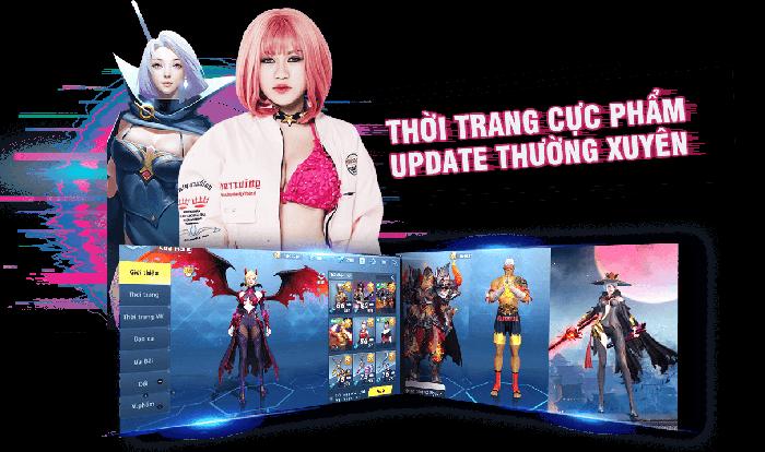 Cuối cùng Survival Heroes Việt Nam đã chịu ra mắt fan game MOBA và Sinh tồn 5