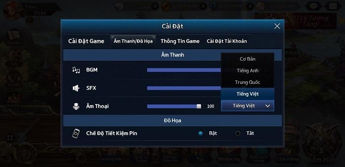Mọi nhân vật trong Final Blade Mobile giờ đã có thể nói tiếng Việt rồi! 1