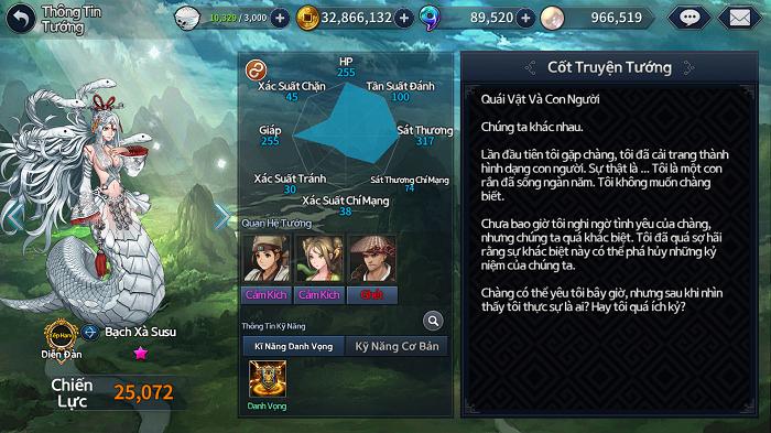 Mọi nhân vật trong Final Blade Mobile giờ đã có thể nói tiếng Việt rồi! 2