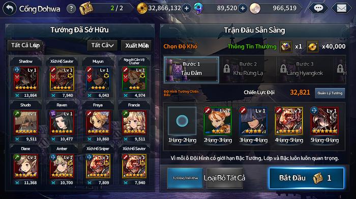 Mọi nhân vật trong Final Blade Mobile giờ đã có thể nói tiếng Việt rồi! 5