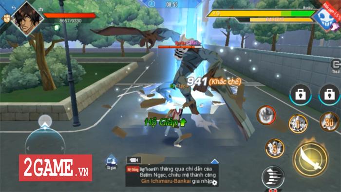 Top 11 game mobile hành động, thẻ tướng dành riêng cho các tín đồ Manga/Anime 0