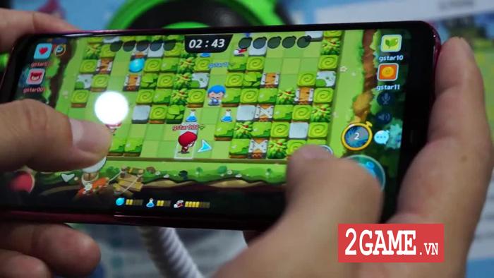 Game mới BnB M chứa mọi thứ làm nên tượng đài Boom Online 2
