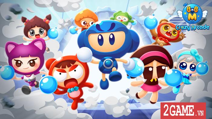 Game mới BnB M chứa mọi thứ làm nên tượng đài Boom Online 0