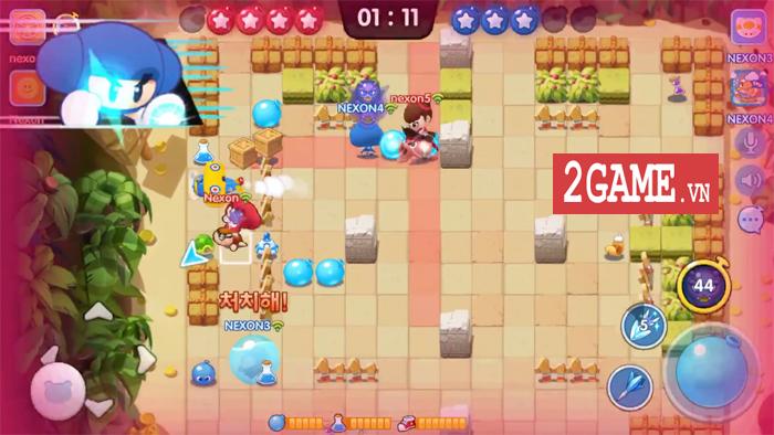 Game mới BnB M chứa mọi thứ làm nên tượng đài Boom Online 3