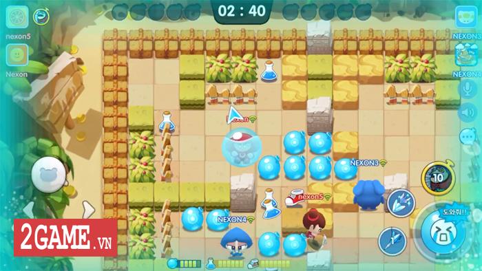 Game mới BnB M chứa mọi thứ làm nên tượng đài Boom Online 4