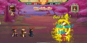 Vua Kiếm Hiệp Funtap mang đến lối chơi hay không tưởng dù đồ họa có phần cũ kĩ
