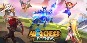 Auto Chess Legends – Dự án game ăn theo DotA Auto Chess của người Việt