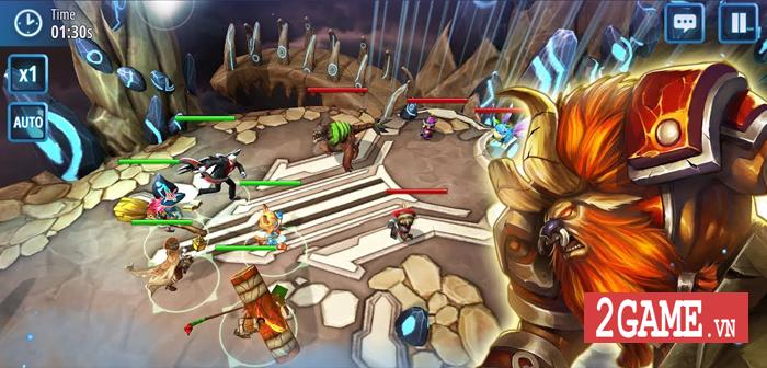 Auto Chess Legends - Dự án game ăn theo DotA Auto Chess của người Việt 1