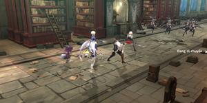 LYN: The Lightbringer mang đến rất nhiều ngục tối để thử thách người chơi