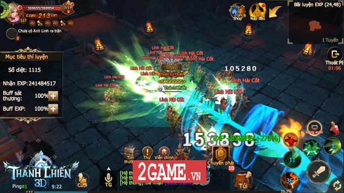 Thì ra Thánh Chiến 3D Mobile chính là phiên bản ngoại truyện của MU Online 0