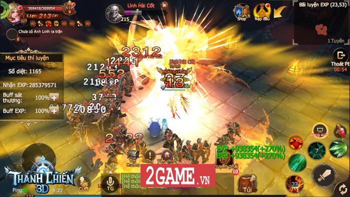 Thì ra Thánh Chiến 3D Mobile chính là phiên bản ngoại truyện của MU Online 1