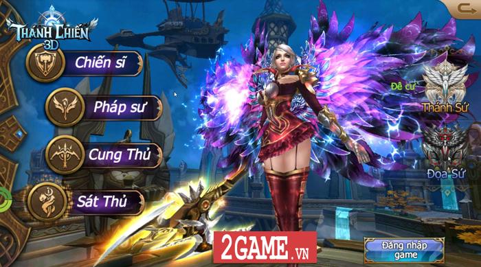 Thì ra Thánh Chiến 3D Mobile chính là phiên bản ngoại truyện của MU Online 3